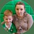 мама Інна та син Данило 5 років